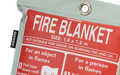 – Misunderstandings about fire blankets